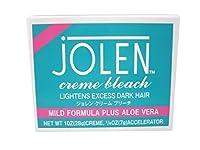 JOLEN(ジョレン) JOLEN JAPAN JOLEN cream bleach ジョレン クリーム ブリーチ アロエ入り マイルドタイプ 単品 28g