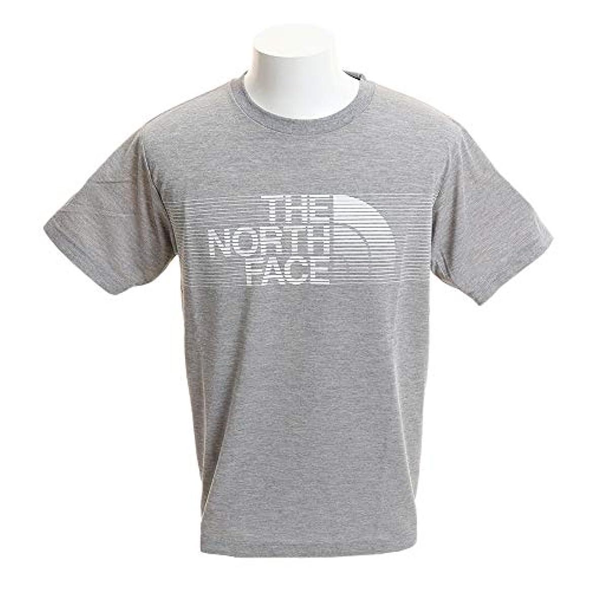 分配します橋脚パブ(ノースフェイス) THE NORTH FACE S/S SWIFT LOGO TEE