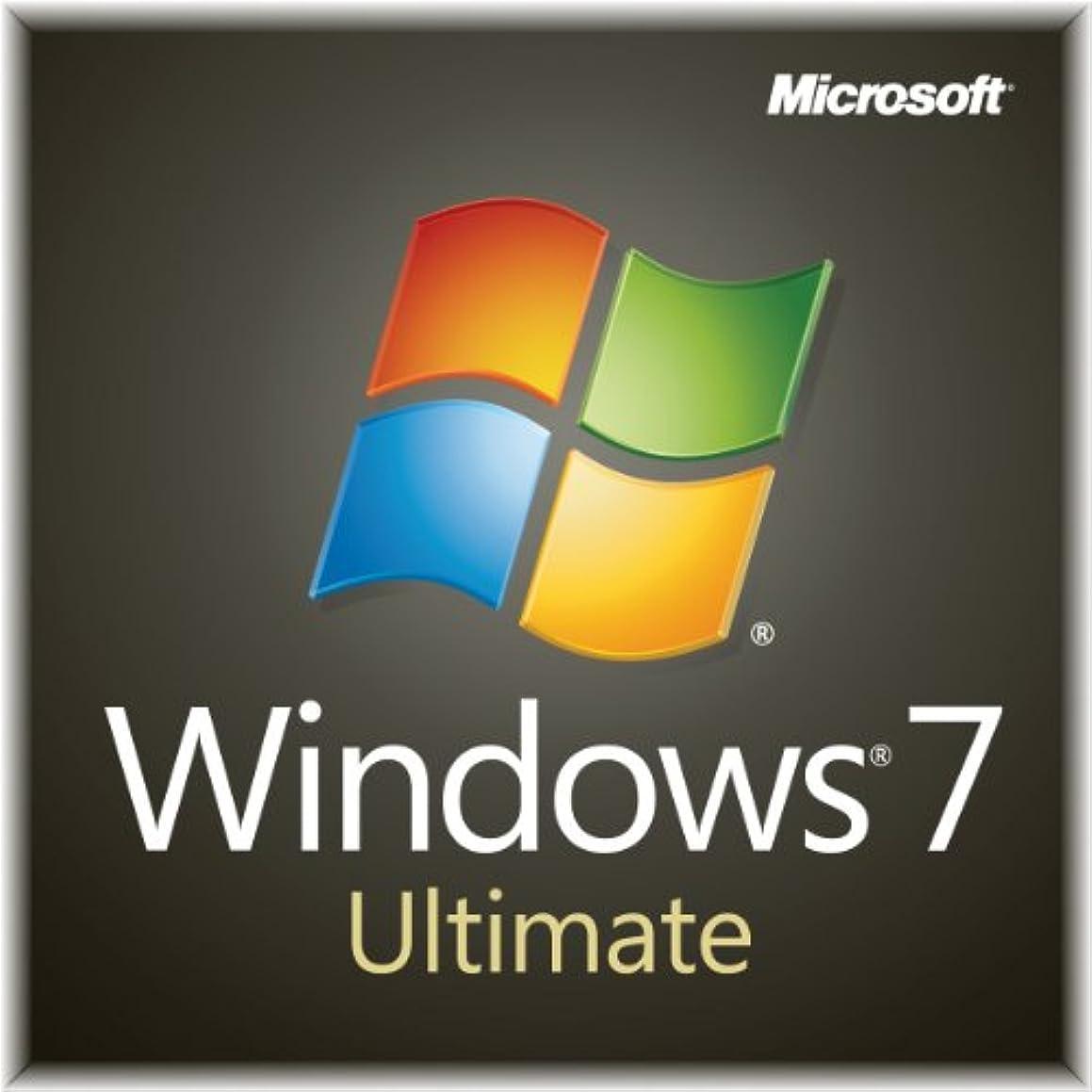 口ひげ周術期エジプト人Microsoft Windows7 Ultimate 32bit Service Pack 1 日本語 DSP版 DVD LCP 【紙パッケージ版】