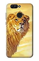 JP0473HN2 ライオン Lion Huawei Nova 2 ケース