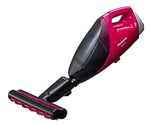 パナソニック 紙パックレス式ふとんクリーナー 赤外線センサー搭載 ピンク