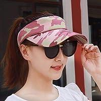 Women's Hat Ms Cap Spring Summer Neutral Cap Outdoor Hatless Hat Cap Sun Hat Sun Simulation Large Size Hat Men (Color : Color/l, Size : -)