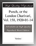 Punch, or the London Charivari, Vol. 158, 1920-01-14