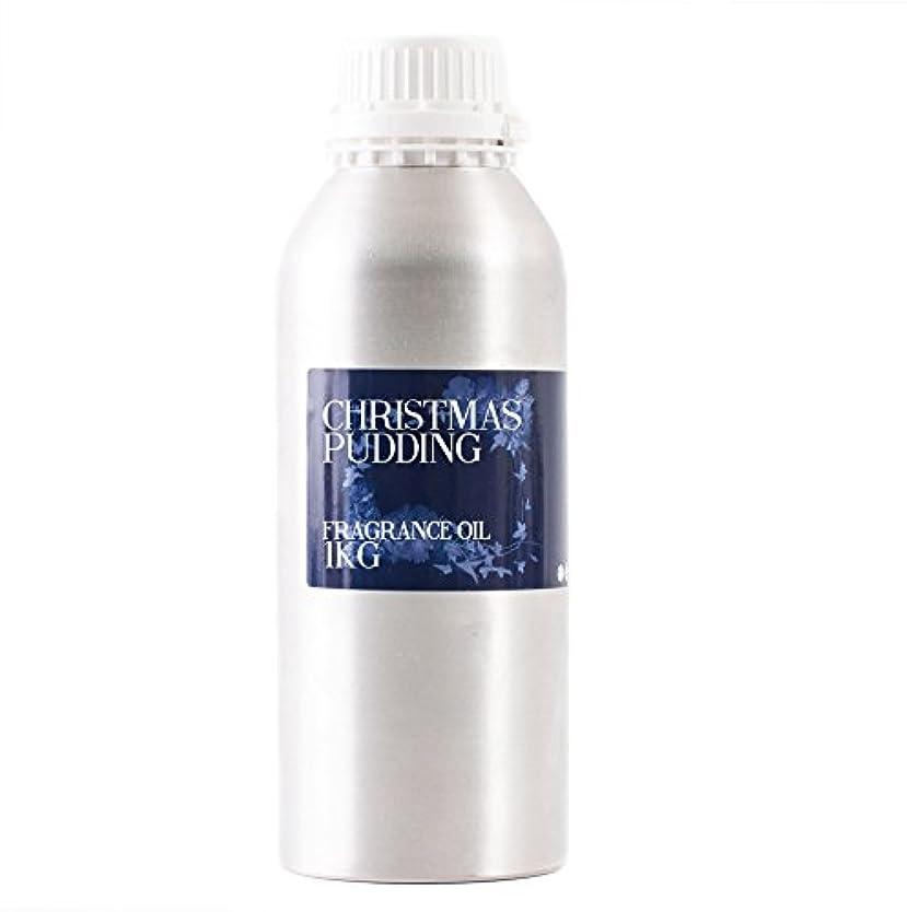 品揃え沼地器具Mystic Moments   Christmas Pudding Fragrance Oil - 1Kg