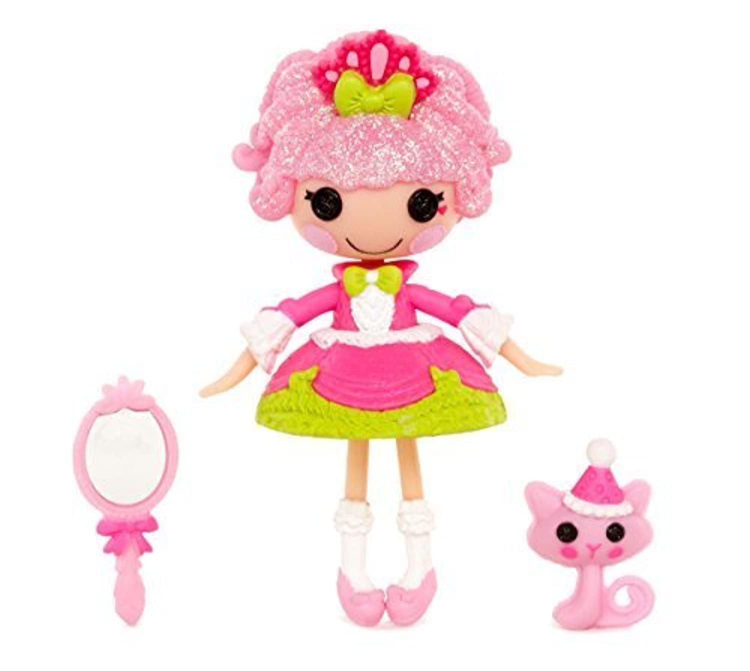 輸入ララループシー人形ドール Mini Lalaloopsy Super Silly Party Doll- Jewel Sparkles [並行輸入品]