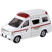 トミカ No.12 日産 パラメディック 救急車 (箱)