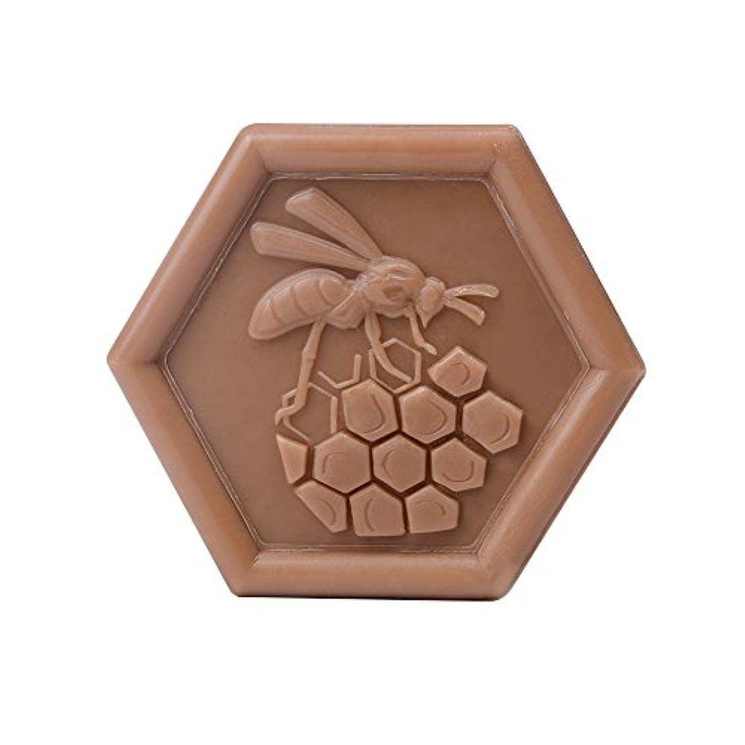 競争力のあるアトムハブPlantes&Parfums [プランツ&パルファム] ハニーソープ100g プロポリス