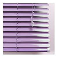 WUFENG ウィンドウブラインド ローマのカーテンキッチン用ブラインド、オフィス、バスルーム、ベッドルーム、リビングルーム、2色 (Color : B, Size : 110x200cm)