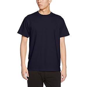 (ユナイテッドアスレ)UnitedAthle 5.6オンス ハイクオリティー Tシャツ 500101 086 ネイビー XXXL
