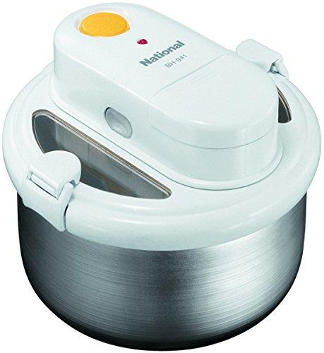 パナソニック コードレスアイスクリーマー 電池式 BH-941