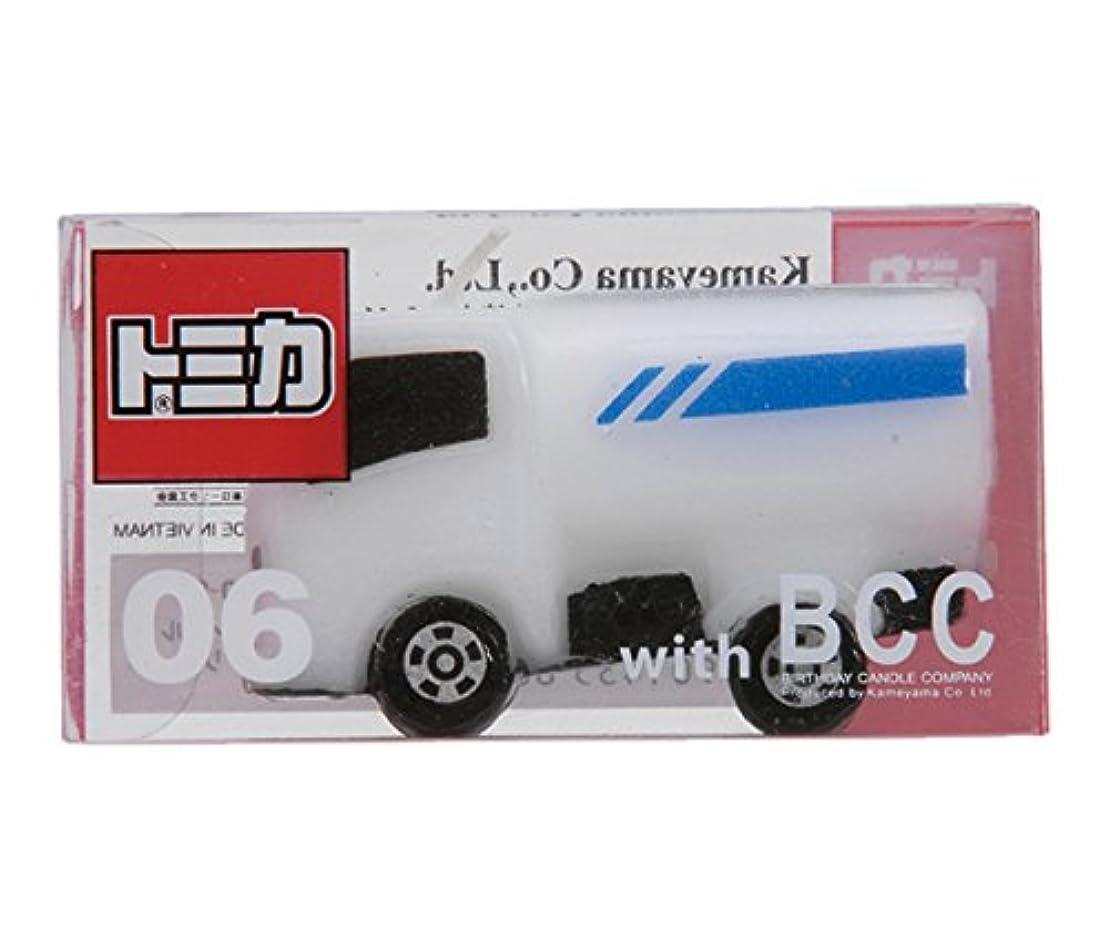箱強打鉛トミカキャンドルタンクローリー 10個入り 56060006