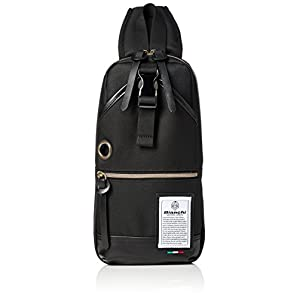 [ビアンキ] ボディバッグ NBTC-01 撥水 nbtc-01 black-black