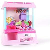 ベビーおもちゃ、子供の教育玩具、脳を発達させる 家庭用SUBミニキャッチドールマシン3歳以上の子供のための子供のミニクリッパーグラブマシンおもちゃ