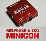 [品番:H2A] シエクル(SIECLE) RESPONSE&ECO MINICON(ミニコン) コンパクトサブコン セッティング済 ホンダ フィットシャトルハイブリッド GP2 LDA 11.06~*
