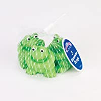 BABYKING SQUEEZE TOY FROGS by Baby King