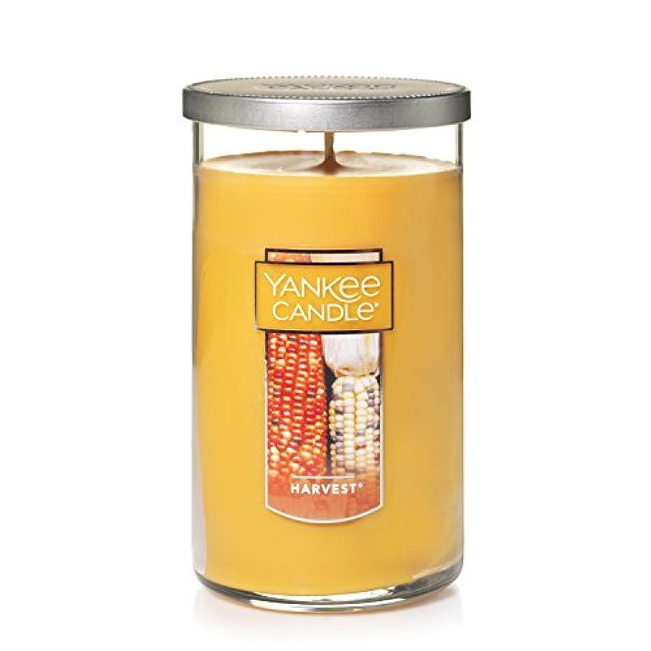 提供された評決優遇ヤンキーキャンドルミディアムパーフェクトピラー™キャンドル、収穫