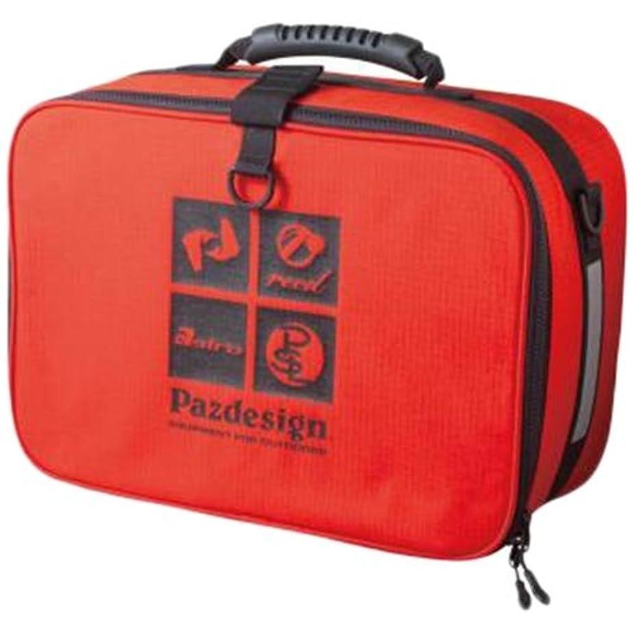 ストレッチチャーター代表するパズデザイン 渓流バッグ システムボックス III PAC-257 バレンシア L