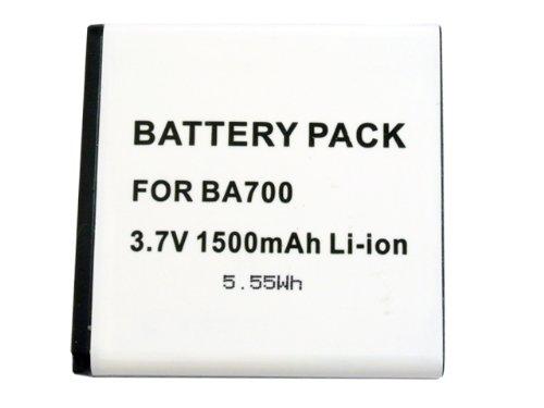 SonyEricsson Xperia Ray BA700 対応 互換バッテリー [ SO-03C 対応]