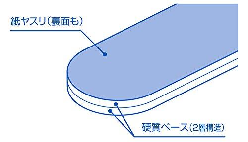 ウェーブ ホビーツールシリーズ ヤスリスティック HARD2 細型 ♯1000 10枚入り プラモデル用工具 HT-629