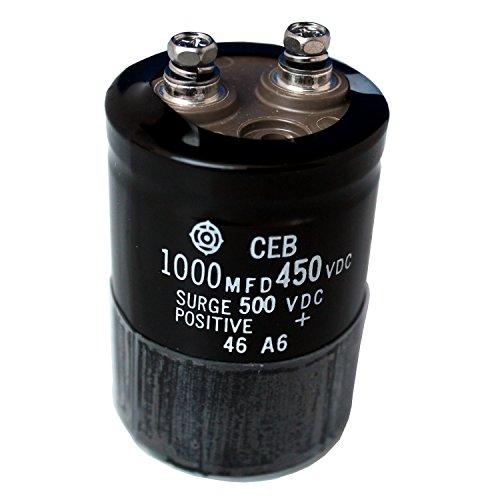 【1個】 電解コンデンサー 450V 1000uF HITA...