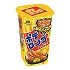 森永製菓 ポテロング フランクフルトマスタード味 43g 60コ入り
