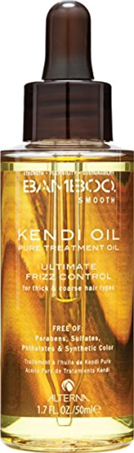 Alterna - Bamboo Smooth Kendi Oil Pure Treatment Oil - (50ml)