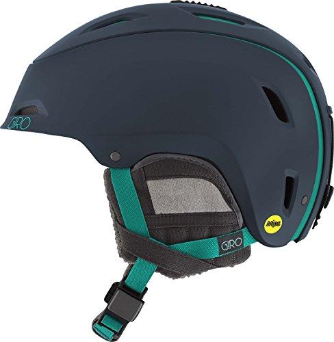 GIRO(ジロ) レディース スキー・スノーボードヘルメット STELLAR MIPS MATTE TURBULENCE/TURQUOISE Sサイズ 7072283