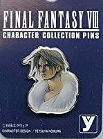 ファイナルファンタジーVIII キャラクターコレクションピンズ スコール 単品