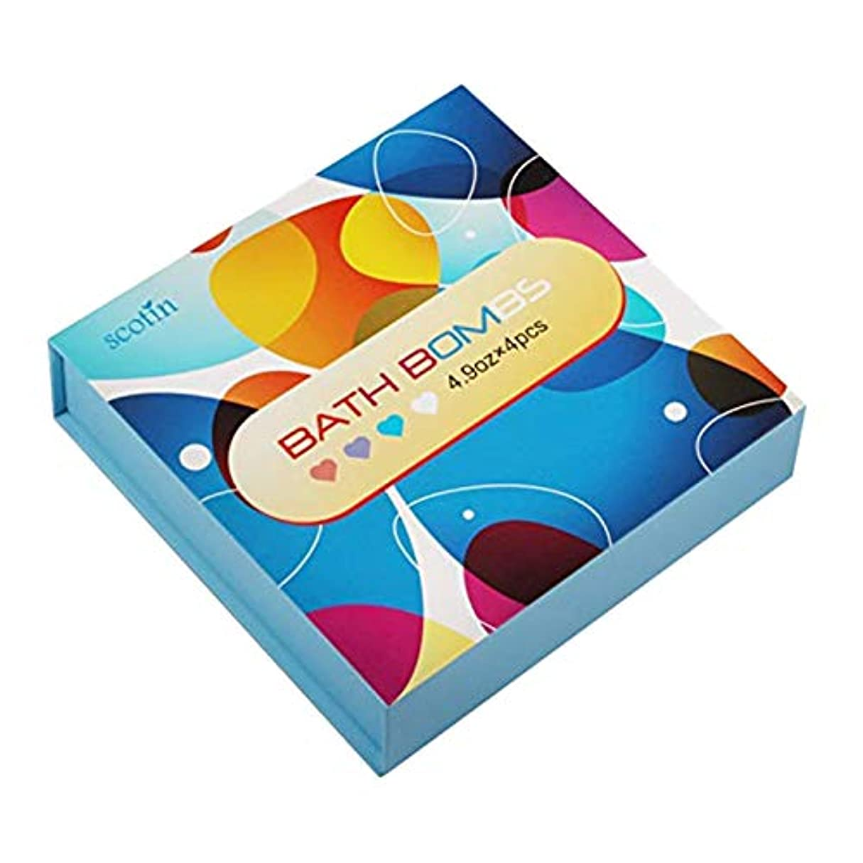 参加者存在経歴TOOGOO バスボール?ギフトセット-女性のための 4つのハート型 手作り-パーフェクト バブル&スパバス用-乾燥肌を保湿するためのエッセンシャルオイルとフレグランスオイル