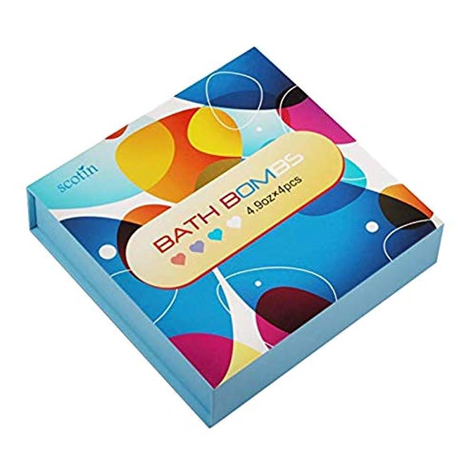 米ドル早める文献TOOGOO バスボール?ギフトセット-女性のための 4つのハート型 手作り-パーフェクト バブル&スパバス用-乾燥肌を保湿するためのエッセンシャルオイルとフレグランスオイル