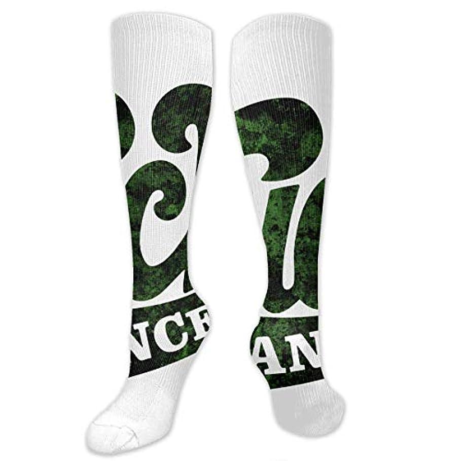眩惑するどんよりした最大看護師のための靴下を実行しているQrriy 3 Dファックガン抗癌剤圧縮靴下