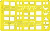 エデュアルド 1/48 C6N 彩雲 塗装マスクシール (ハセガワ用) プラモデル用マスキングシール EDUEX109