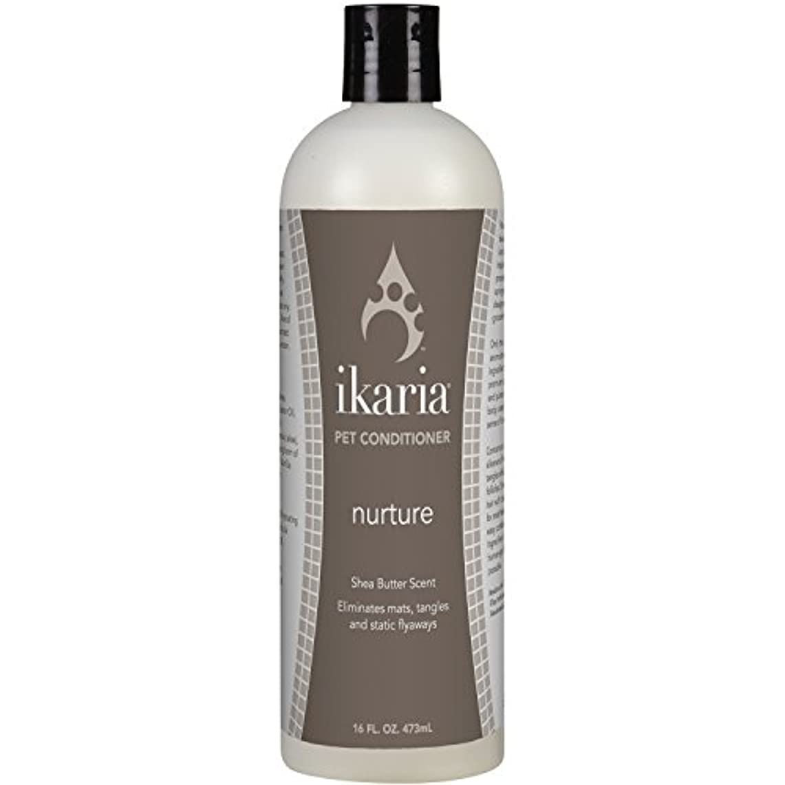 好色な好みむちゃくちゃIkaria ZX3151 16 03 Nurture Conditioner, 16-Ounce by Ikaria
