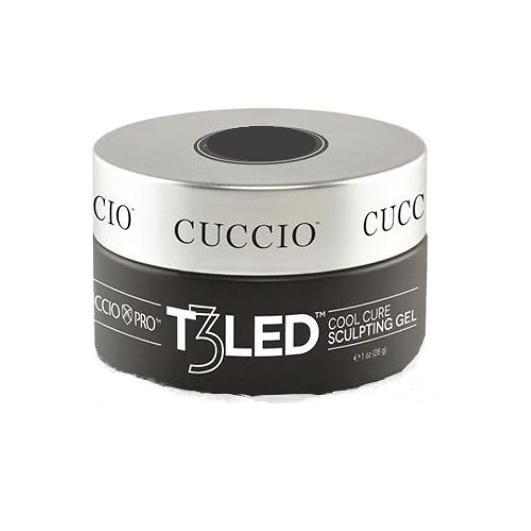受け入れたハミングバードバケツCuccio Pro - T3 LED/UV Self- Leveling Gel - Pink - 2oz / 56g