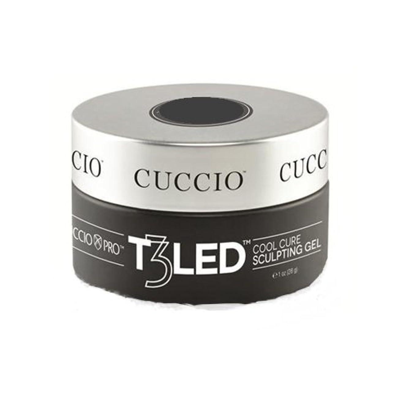 神経膜セレナCuccio Pro - T3 LED/UV Self- Leveling Gel - Pink - 2oz / 56g