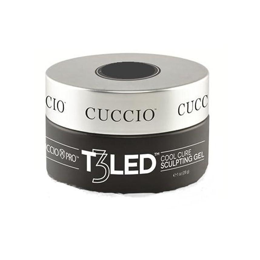 望み着替える発明するCuccio Pro - T3 LED/UV Self- Leveling Gel - Pink - 2oz / 56g