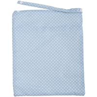 ノーブランド品 オックスフォード布 おむつ袋 ジッパー付き トートバッグ おむつバッグ 収納 バッグ 防水 通気性 全11色選べる - #1, 28のx 35センチメートル/ 11.02のx 13.78inch
