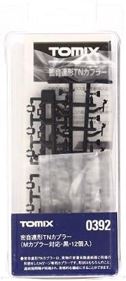 TOMIX Nゲージ 密自連形 TNカプラー 12個 Mカプラー対応 黒 0392 鉄道模型用品