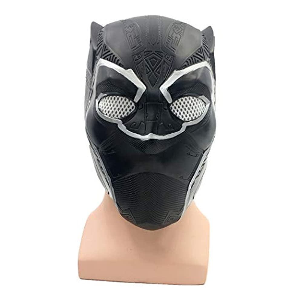 ちなみにシェード取るパンサーマスク新しいCosマーベルヒーローズキャプテンアメリカ3映画南北戦争ハロウィーン
