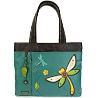 Women's Multi-Pocket Dragonfly Shoulder Bag