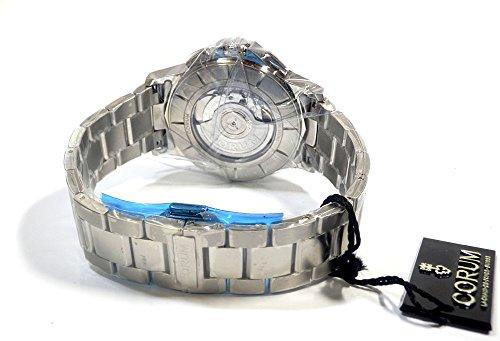 CORUM(コルム) アドミラルズカップ レジェンド(A984/01245)メンズ時計 自動巻き 裏スケルトン オートマ 未使用品