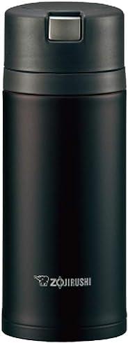 象印 ( ZOJIRUSHI ) 水筒 ステンレスマグ 360ml ダークココアクイックオープン&イージーロック SM-XB36-TD