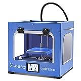 QIDI TECHNOLOGY 新世代3Dプリンター:X-one2,金属フレーム構造,プラットフォームヒーター