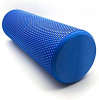 OZSTOCK® 45cm/60cm/90cm EVA Foam Roller Yoga Pilates Exercise Back Home Gym Massage Physio