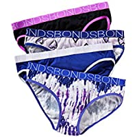 Bonds Girls Underwear Bikini Brief (4 Pack)