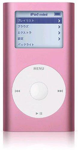 Apple iPod mini 4GB (ピンク) M9435J/A