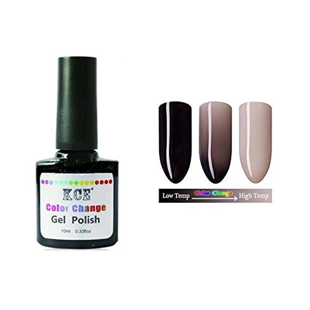 コンテンポラリードルボウリング1ボトル10ml 温度によって色が変わる ネイルジェル 変色ジェルネイル UV/LEDジェルネイルアート