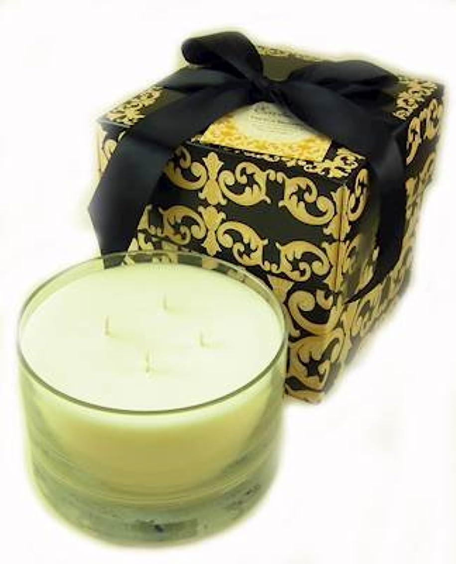 徹底的に倫理的グリーンランドフランス市場 – Exclusive Tyler 40 oz 4-wick香りつきJar Candle