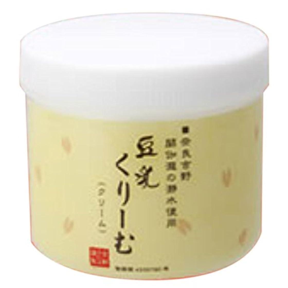 軽食リラックス元気吉野ふじや謹製 とうにゅうくりーむ (豆乳美容クリーム) 3個セット