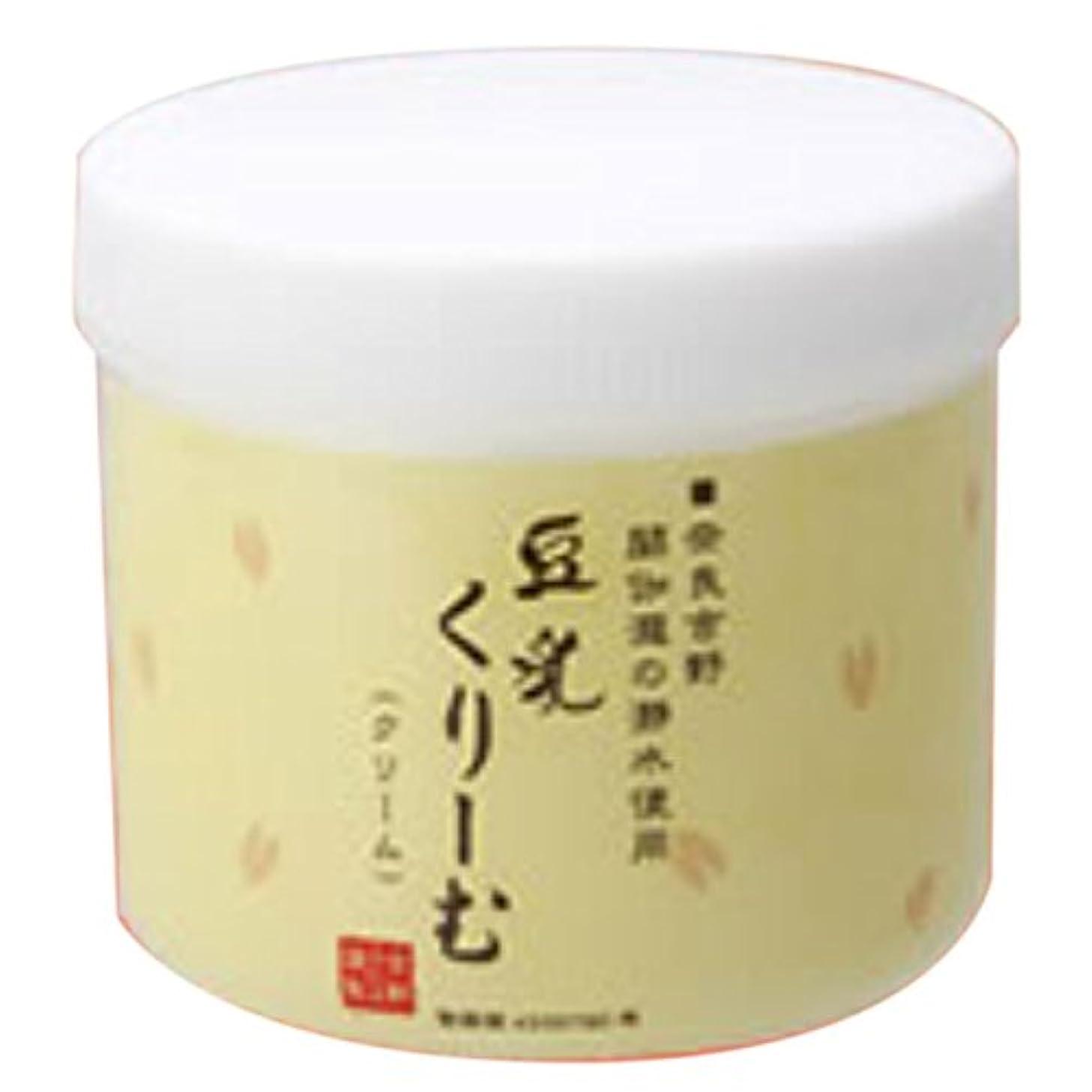 芽学部緩める吉野ふじや謹製 とうにゅうくりーむ (豆乳美容クリーム) 3個セット